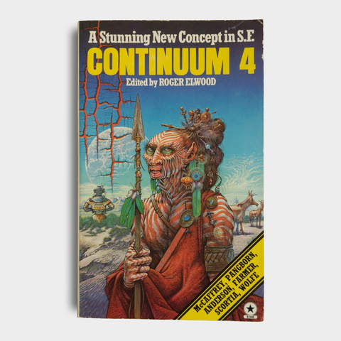 Edited by Roger Elwood - Continuum 4