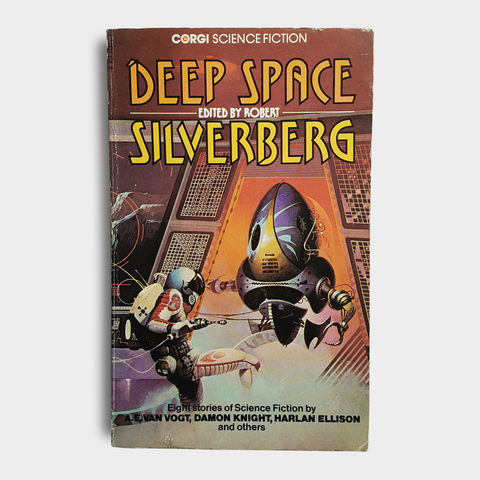 Edited by Robert Silverberg - Deep Space