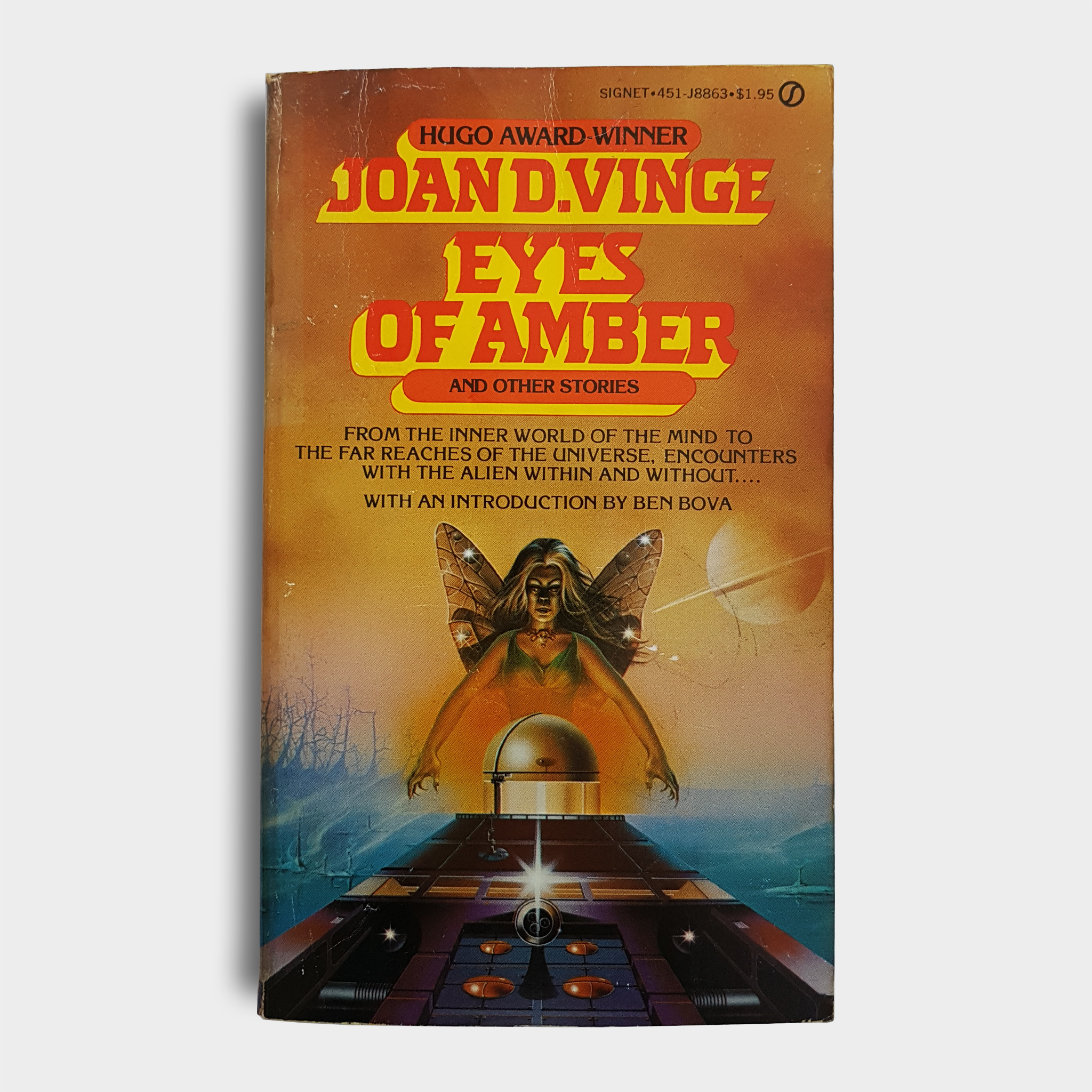 Joan D. Vinge - Eyes of Amber and Other Stories