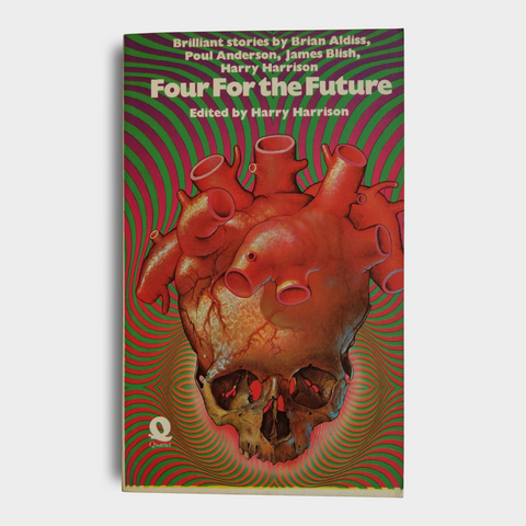 Edited by Harry Harrison - Four For the Future
