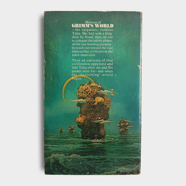 Vernor Vinge - Grimm's World