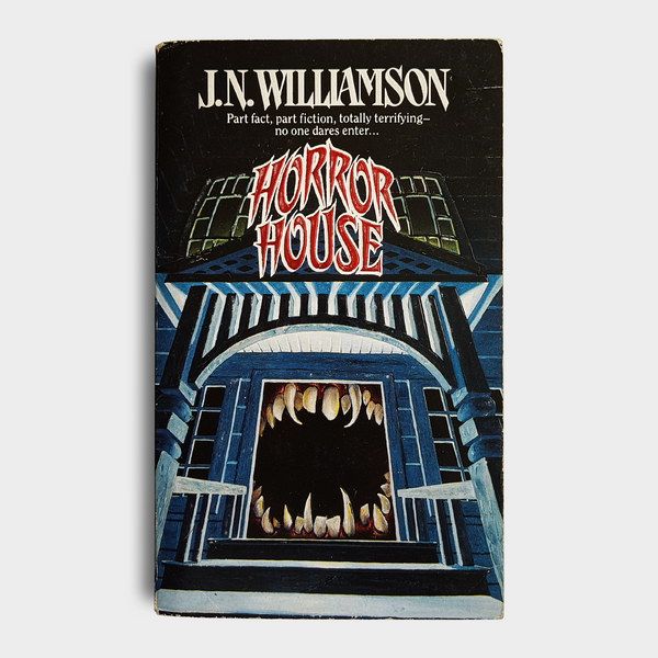 J.N. Williamson - Horror House
