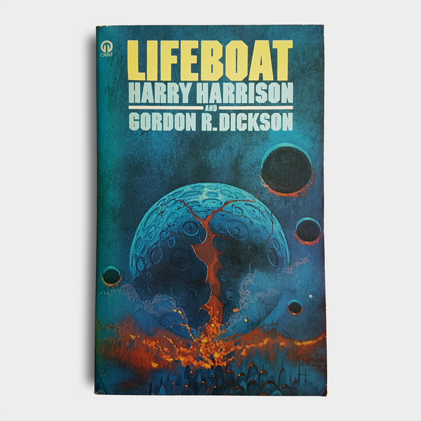 Harry Harrison & Gordon R. Dickson - Lifeboat