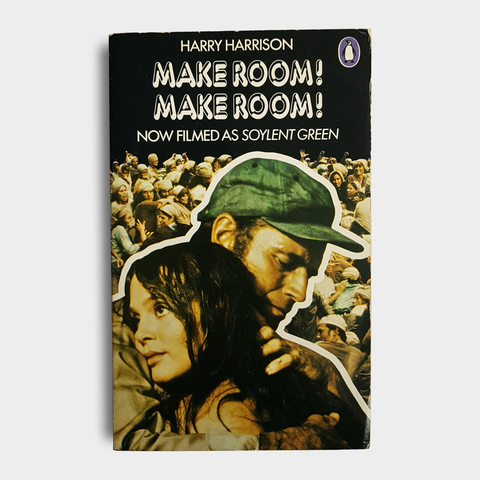 Harry Harrison - Make Room! Make Room!