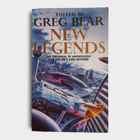 Edited by Greg Bear - New Legends