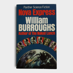 William Burroughs - Nova Express