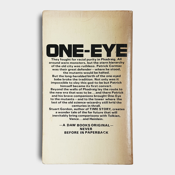 Stuart Gordon - One-Eye