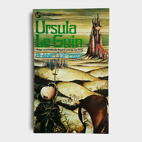 Ursula Le Guin - Planet of Exile