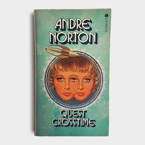 Andre Norton - Quest Crosstime