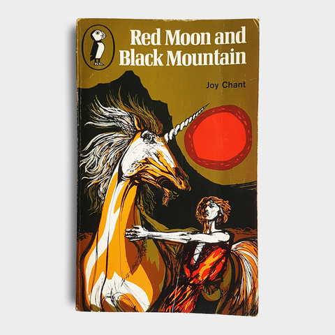 Joy Chant - Red Moon and Black Mountain