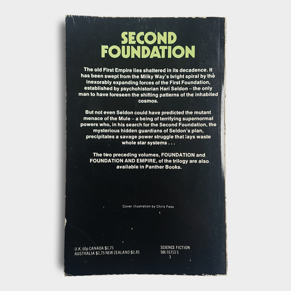 Isaac Asimov - Second Foundation