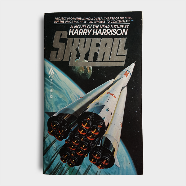 Harry Harrison - Skyfall