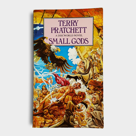 Terry Pratchett - Small Gods