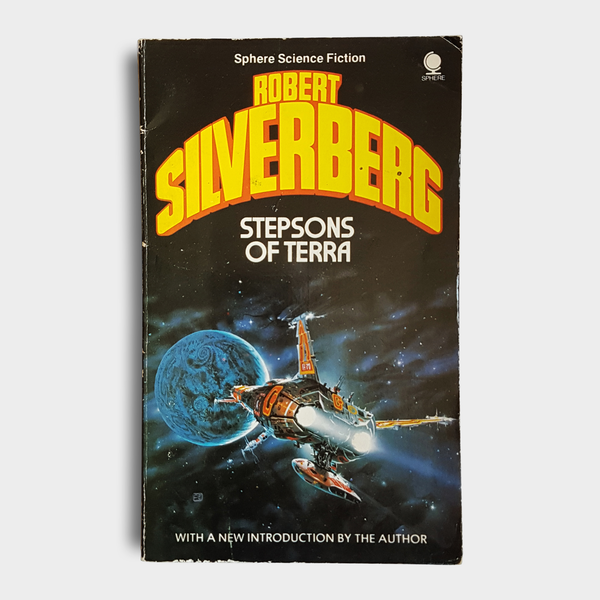 Robert Silverberg - Stepsons of Terra