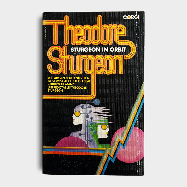 Theodore Sturgeon - Sturgeon in Orbit
