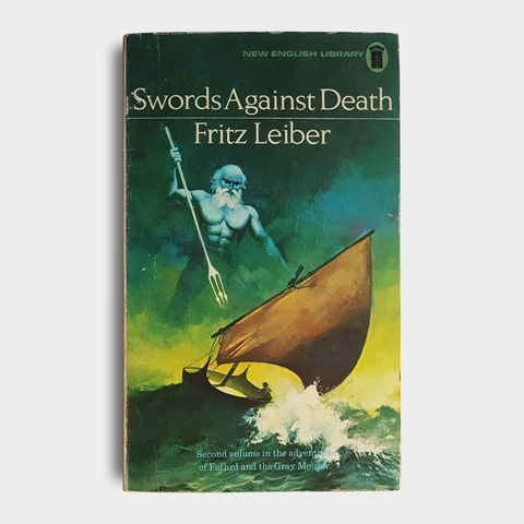 Fritz Leiber - Swords Against Death