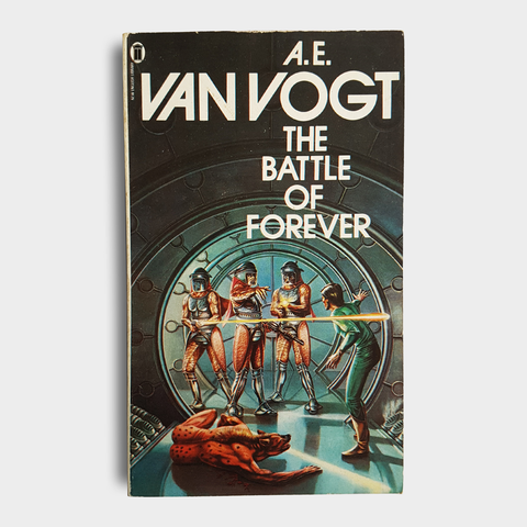 A. E. van Vogt - The Battle of Forever