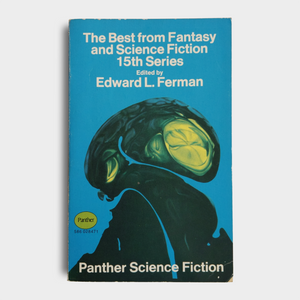 Edited by Edward L. Ferman - The Best from Fantasy and Science Fiction 15th Series