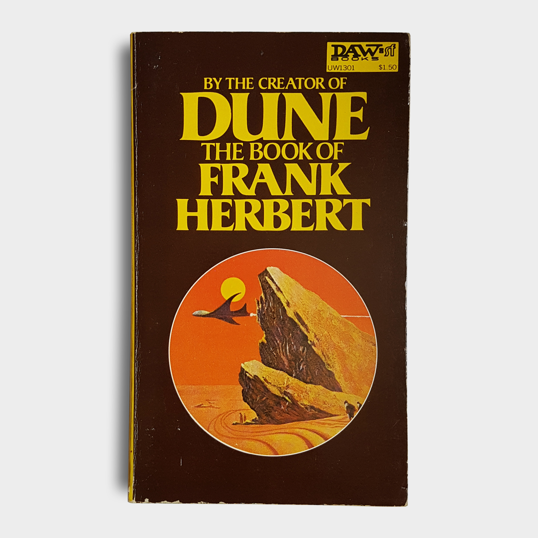 Frank Herbert - The Book of Frank Herbert