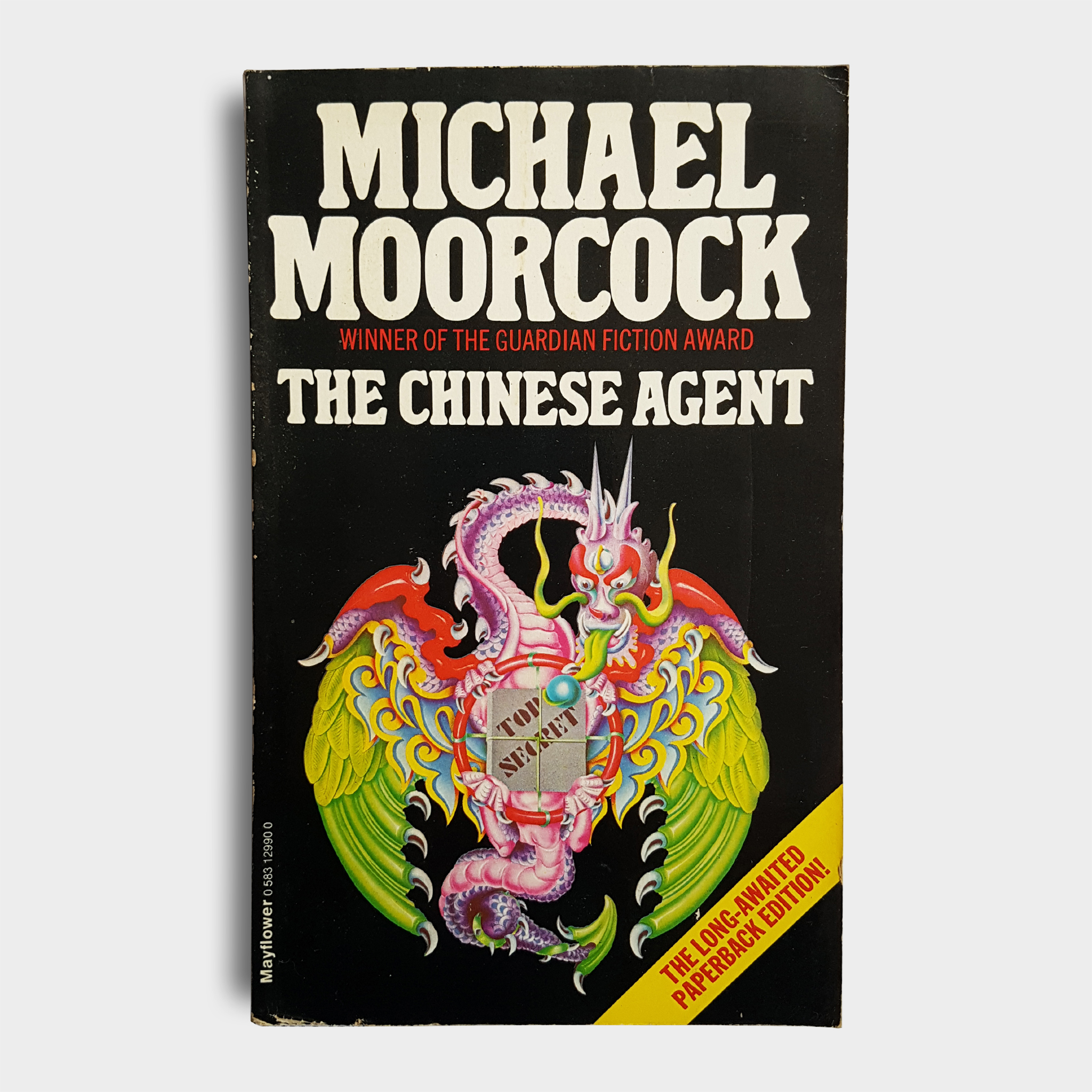 Michael Moorcock - The Chinese Agent