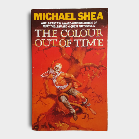 Michael Shea - The Colour Out of Time