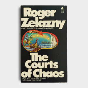 Roger Zelazny - The Courts of Chaos