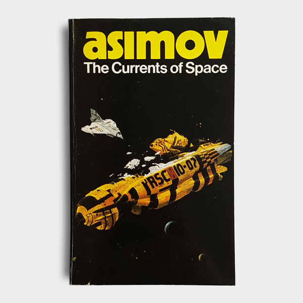 Isaac Asimov - The Currents of Space