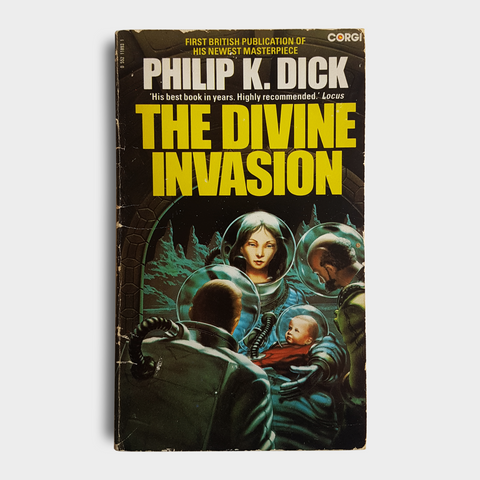 Philip K. Dick - The Divine Invasion