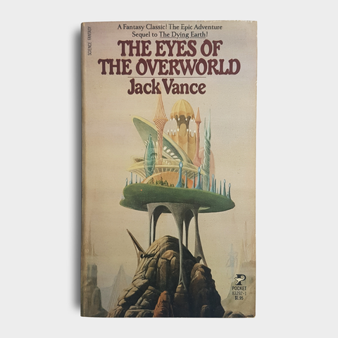 Jack Vance - The Eyes of the Overworld