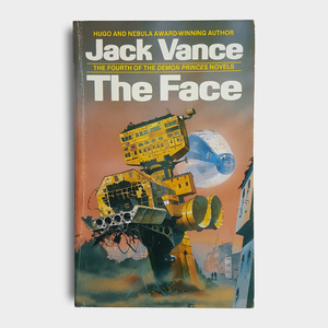 Jack Vance - The Face