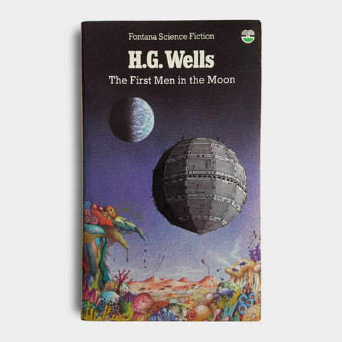 H. G. Wells - The First Men in the Moon