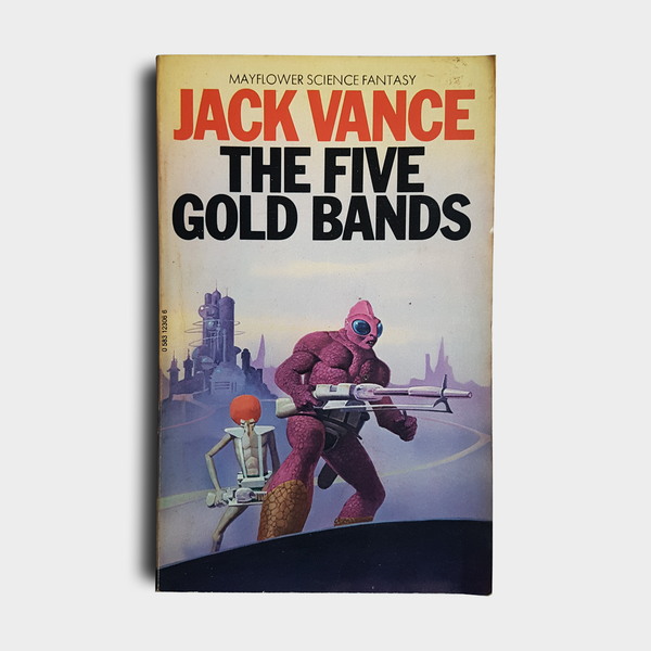 Jack Vance - The Five Gold Bands