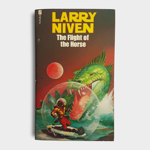 Larry Niven - The Flight of the Horse