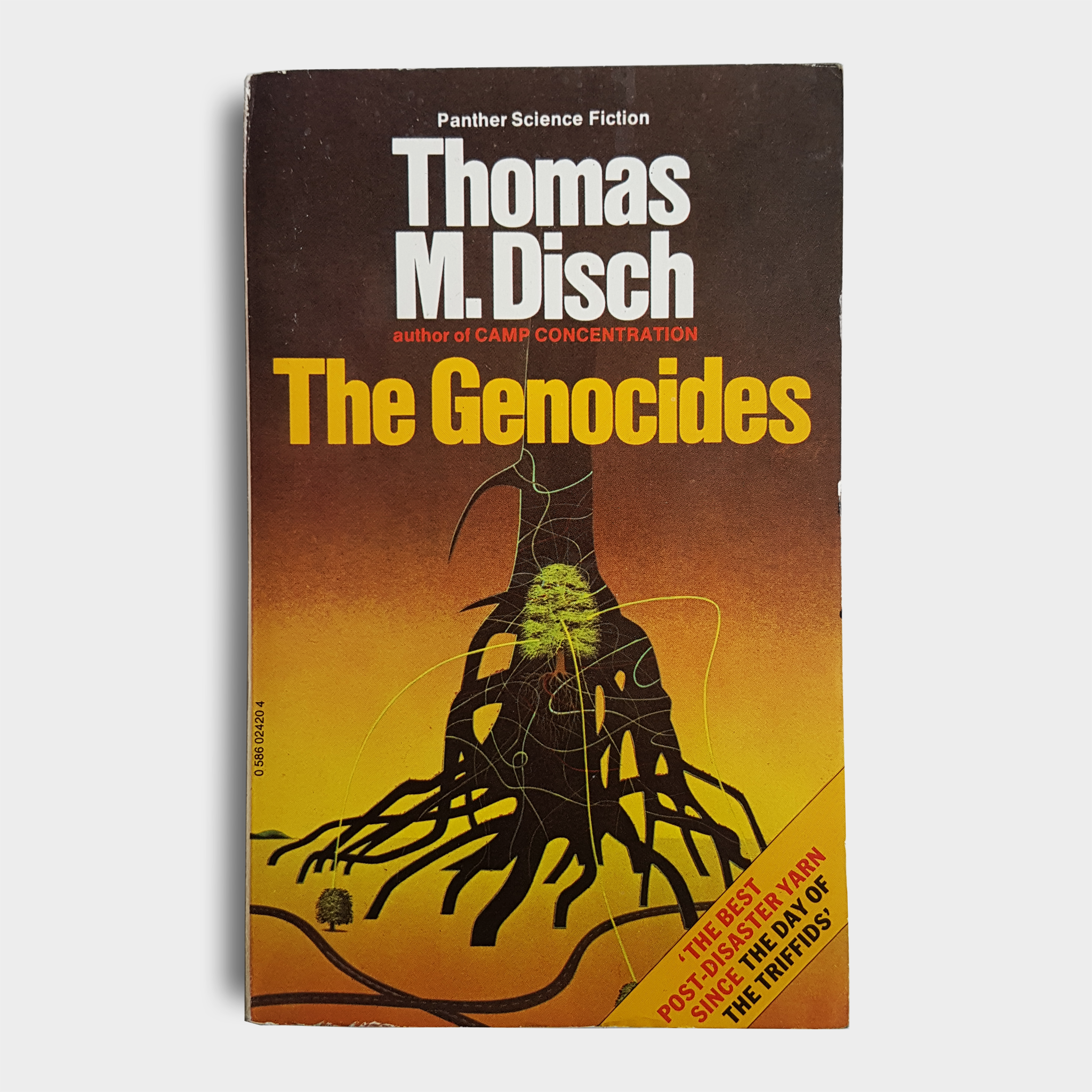 Thomas M. Disch - The Genocides