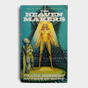 Frank Herbert - The Heaven Makers