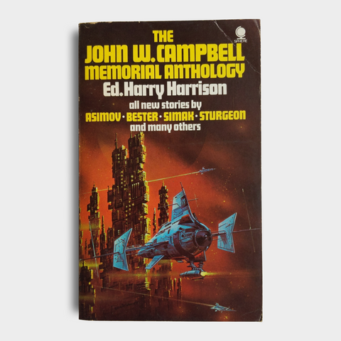 Edited by Harry Harrison - The John W. Campbell Memorial Anthology
