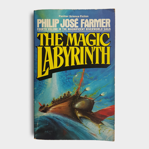 Philip Jose Farmer - The Magic Labyrinth