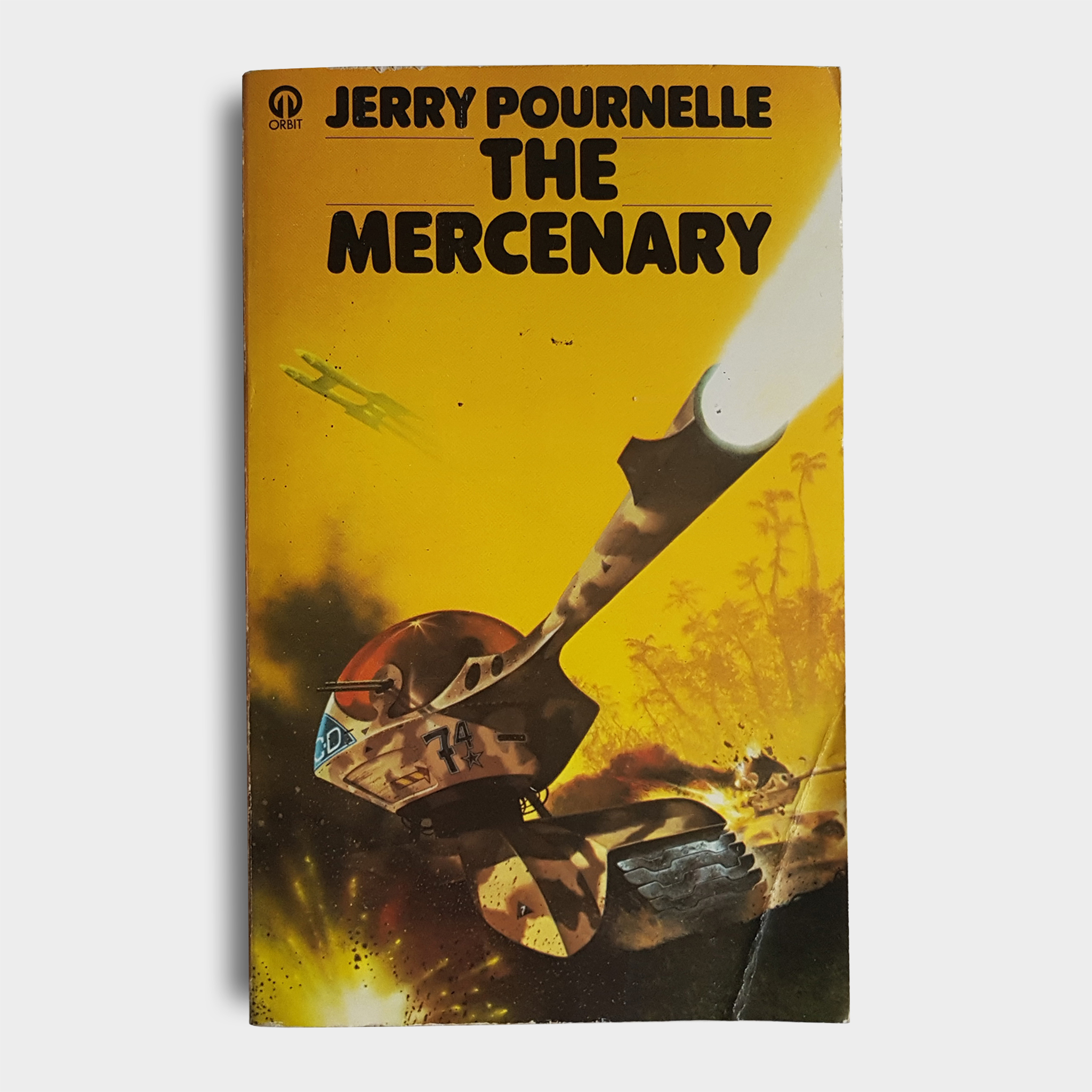 Jerry Pournelle - The Mercenary