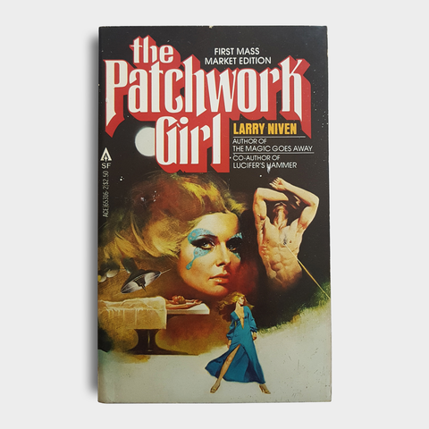 Larry Niven - The Patchwork Girl