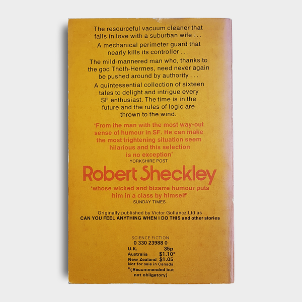 Robert Sheckley - The Same To You Doubled