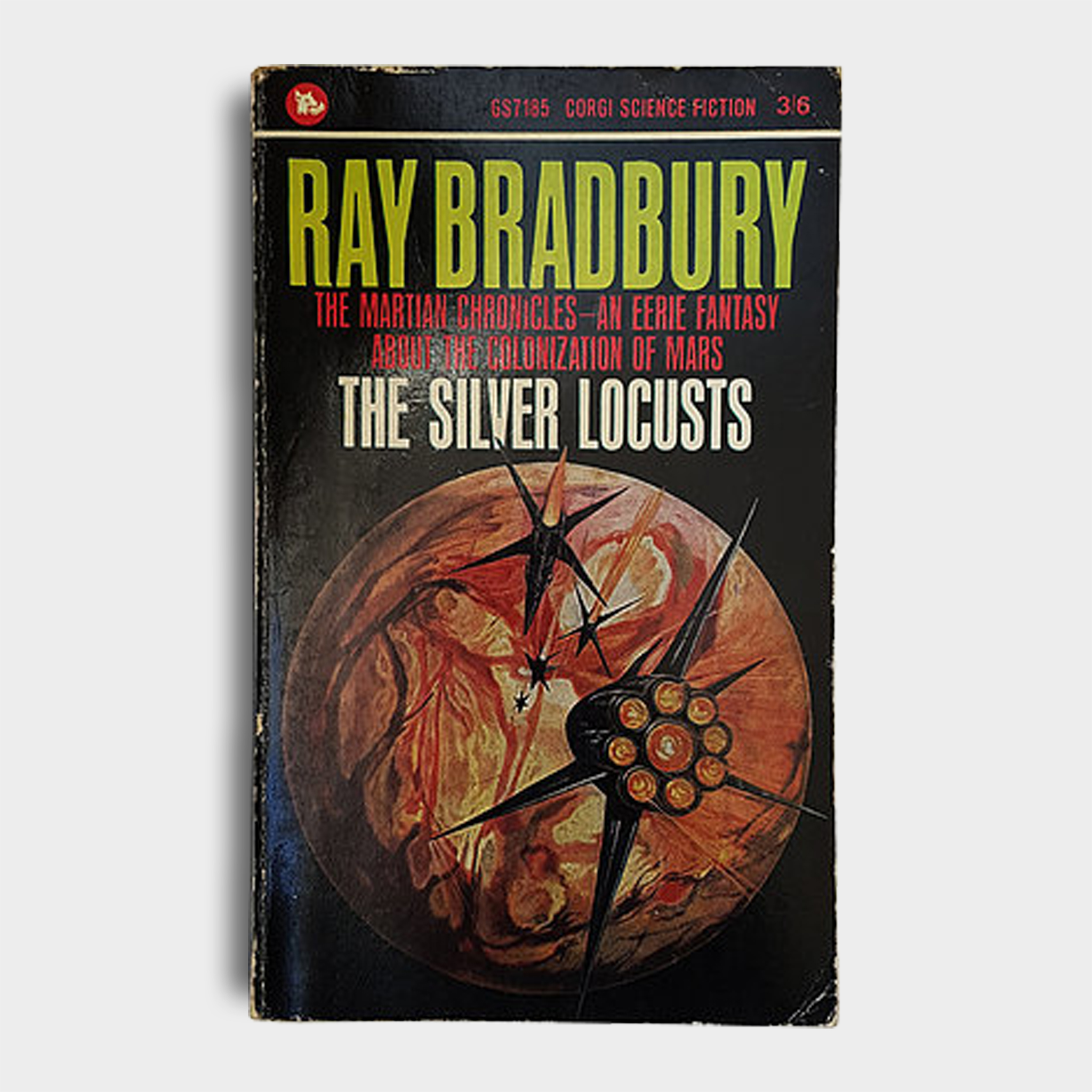 Ray Bradbury - The Silver Locusts
