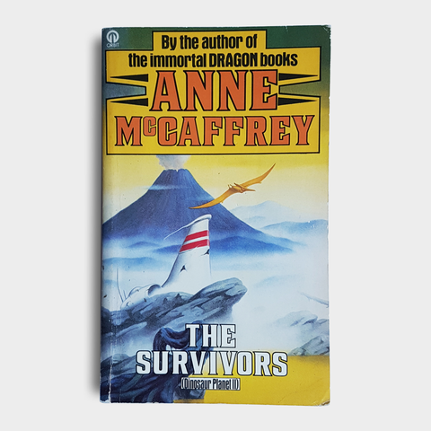 Anne McCaffrey - The Survivors