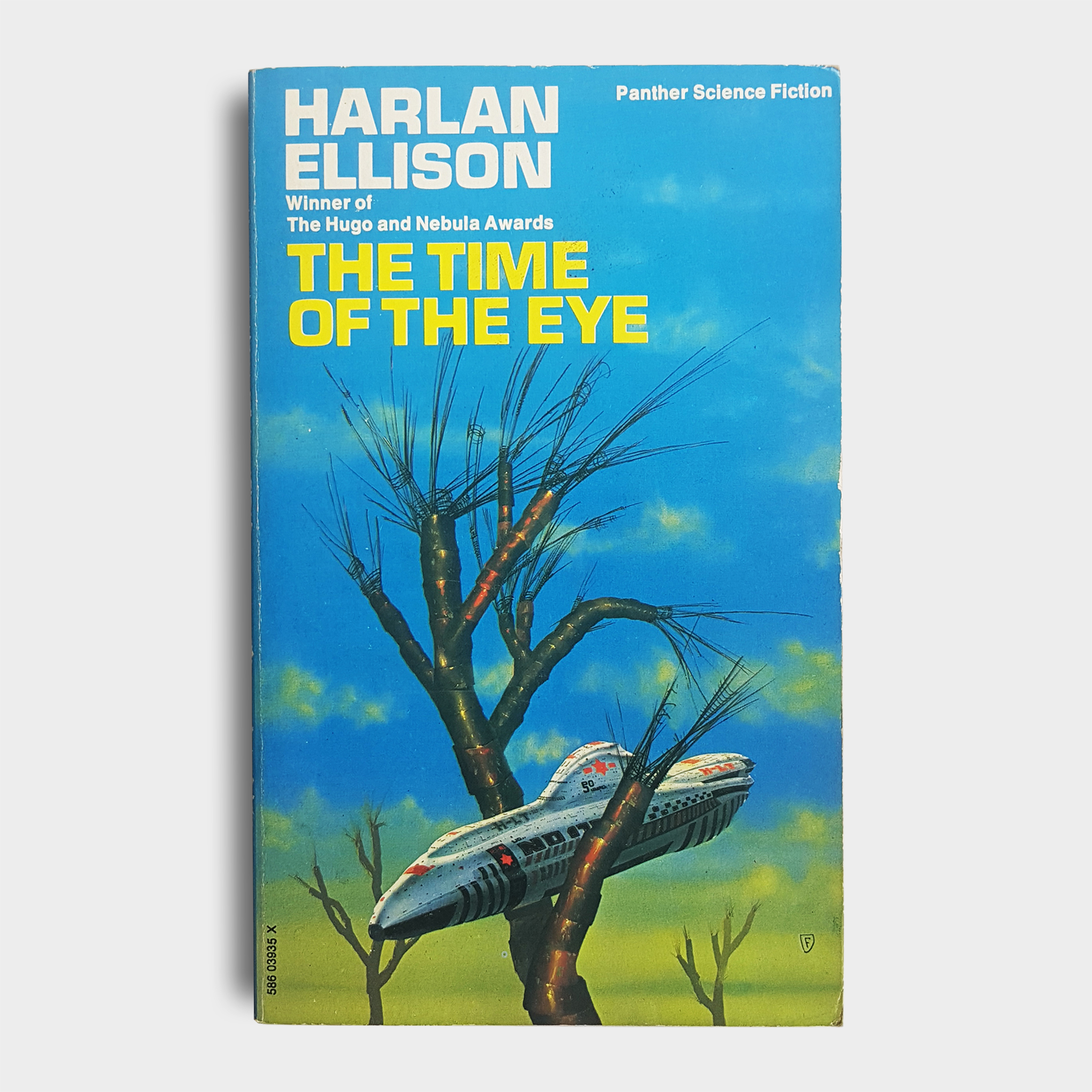Harlan Ellison - The Time of the Eye