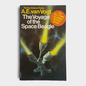 A. E. van Vogt - The Voyage of the Space Beagle