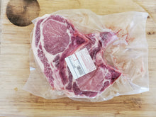 Backyard-Raised Pork Chops Basic Pack