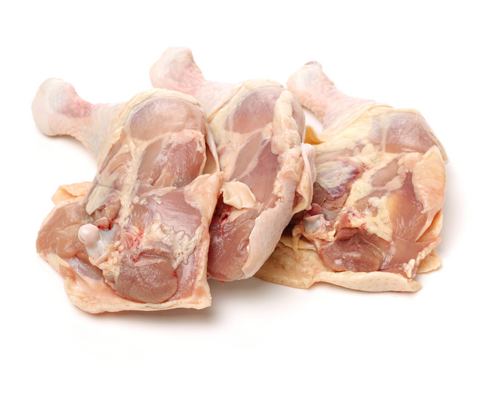 Pasture Raised GMO-Free Chicken Leg Quarters