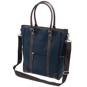 School bags for Seniors-Rearranging Bag Light-Weight Business Bag Commuting Route Tote Type-from Kawayoshi Co.