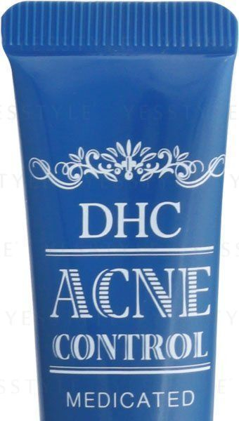 Cosmetic product-DHC-Medicated Acne Control Spot Essence EX [15g]