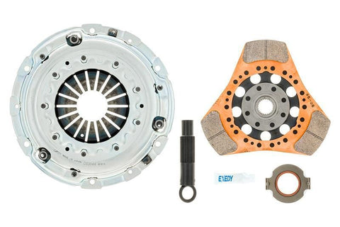 2016+ Honda Civic 1.5T Stage 2 Cerametallic Clutch - Two Step Performance