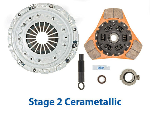 Stage 2 Clutch Kit for 2017+ Honda Civic Type R FK8 - Two Step Performance